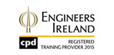 Engineers Ireland Registered Training Provider 2011