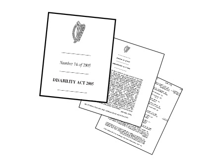 disability act 2005 - Text