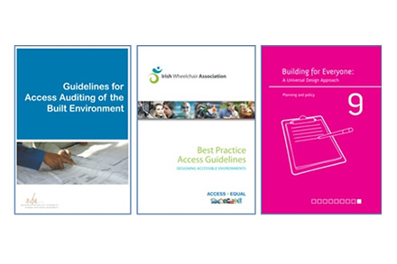 Preparation of Inclusive and Accessible Literature, Information and Guidelines