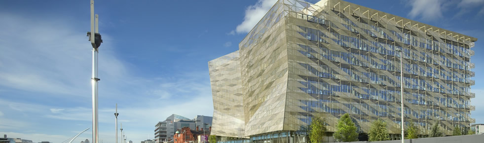 Access consultancy services for the Central Bank of Ireland
