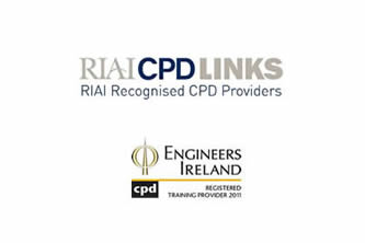 RIAI CPD Links & Engineers Ireland CPD Logos