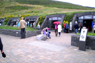 Cliffs of Moher Visitors' Centre