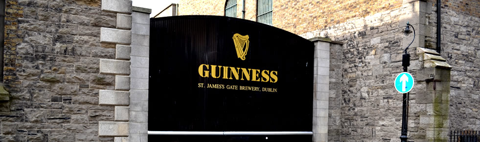 Guinness Storehouse and New Diageo Brewhouse Development