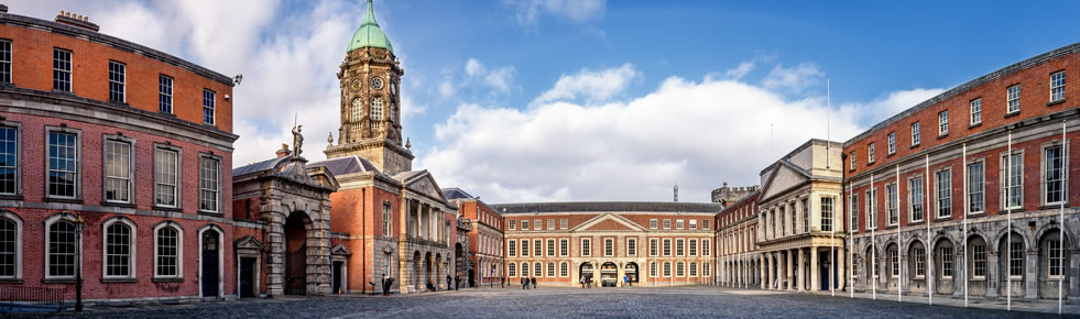 Access consultancy services for Dublin Castle